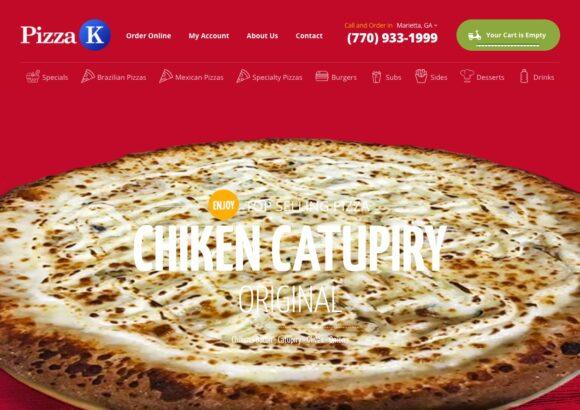 Pizza K – Restaurant