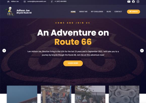 Adilson Joe – Route 66